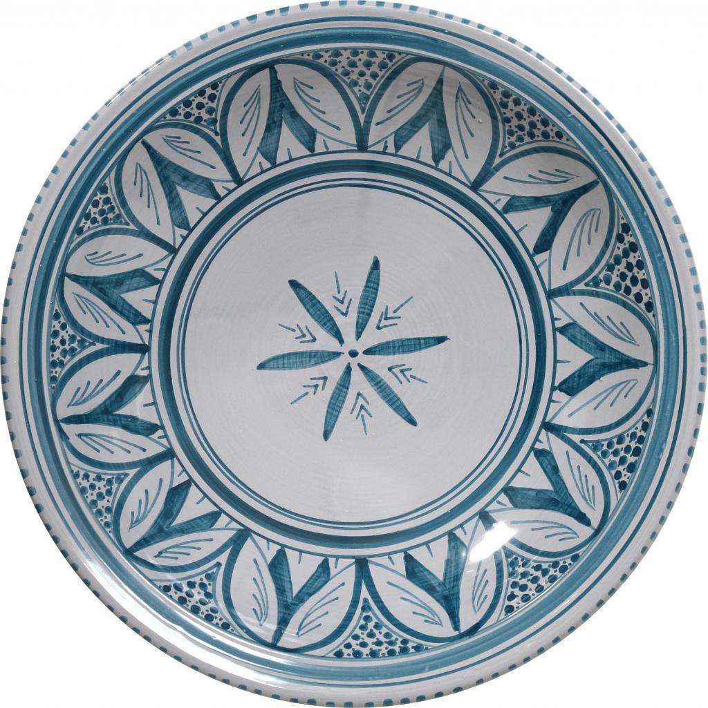 schale souk c grau blau keramik l hk living. Black Bedroom Furniture Sets. Home Design Ideas